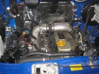 Какой дизельный двигатель можно поставить на газель?