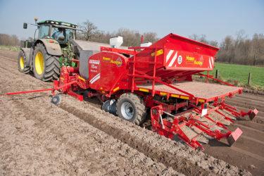 Комбайн для посадки картофеля